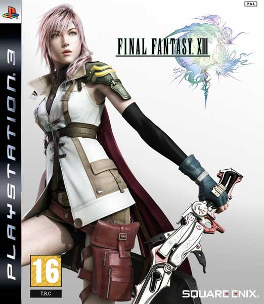 Final Fantasy XIII International Trailer HD is out