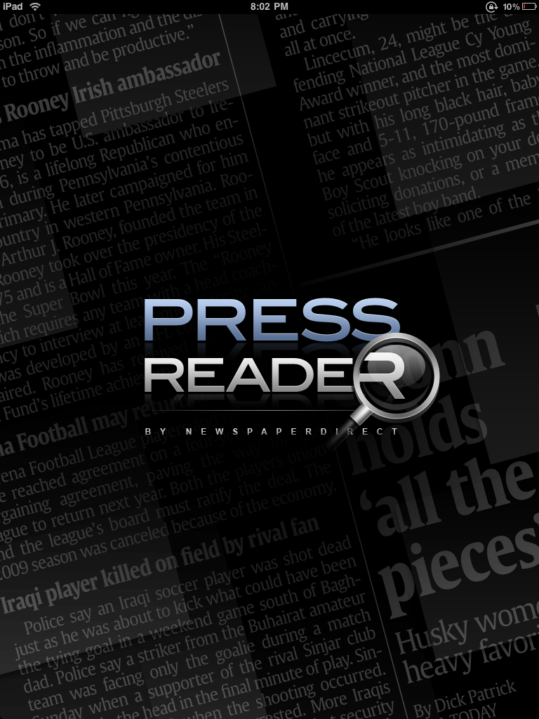 IMG 0071 - [App Review] Press Reader
