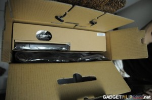 Samsung NP-R440 Unboxing 1
