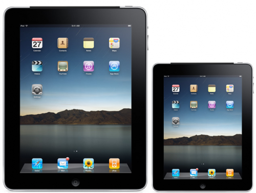 iPad Mini - Details of iPhone 5 and Ipad Mini Leaked, coming in 1Q 2011
