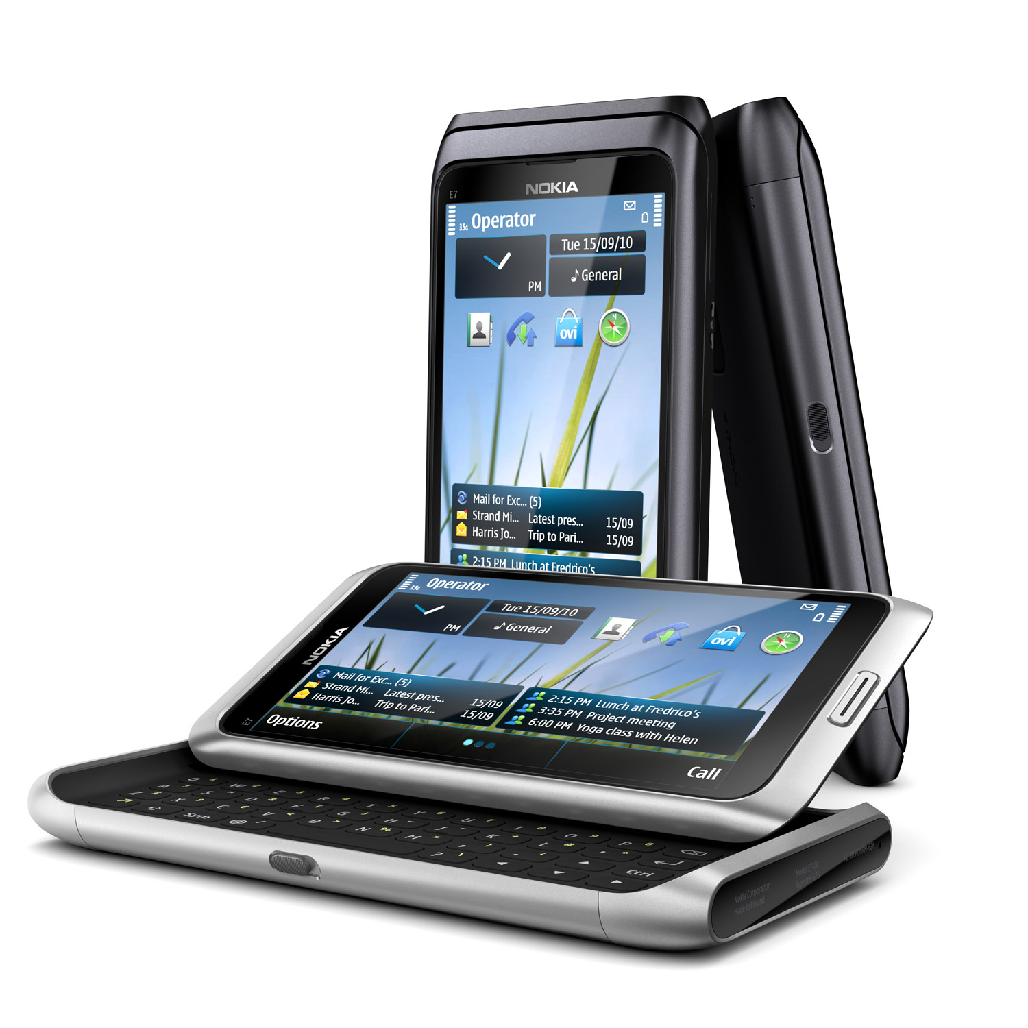1 nokia e7 31 - Nokia Launches Its Latest Communicator, the Nokia E7