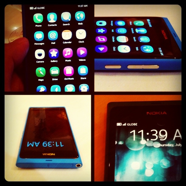 IMG 0271 - Nokia N9 in the Flesh, First Impressions