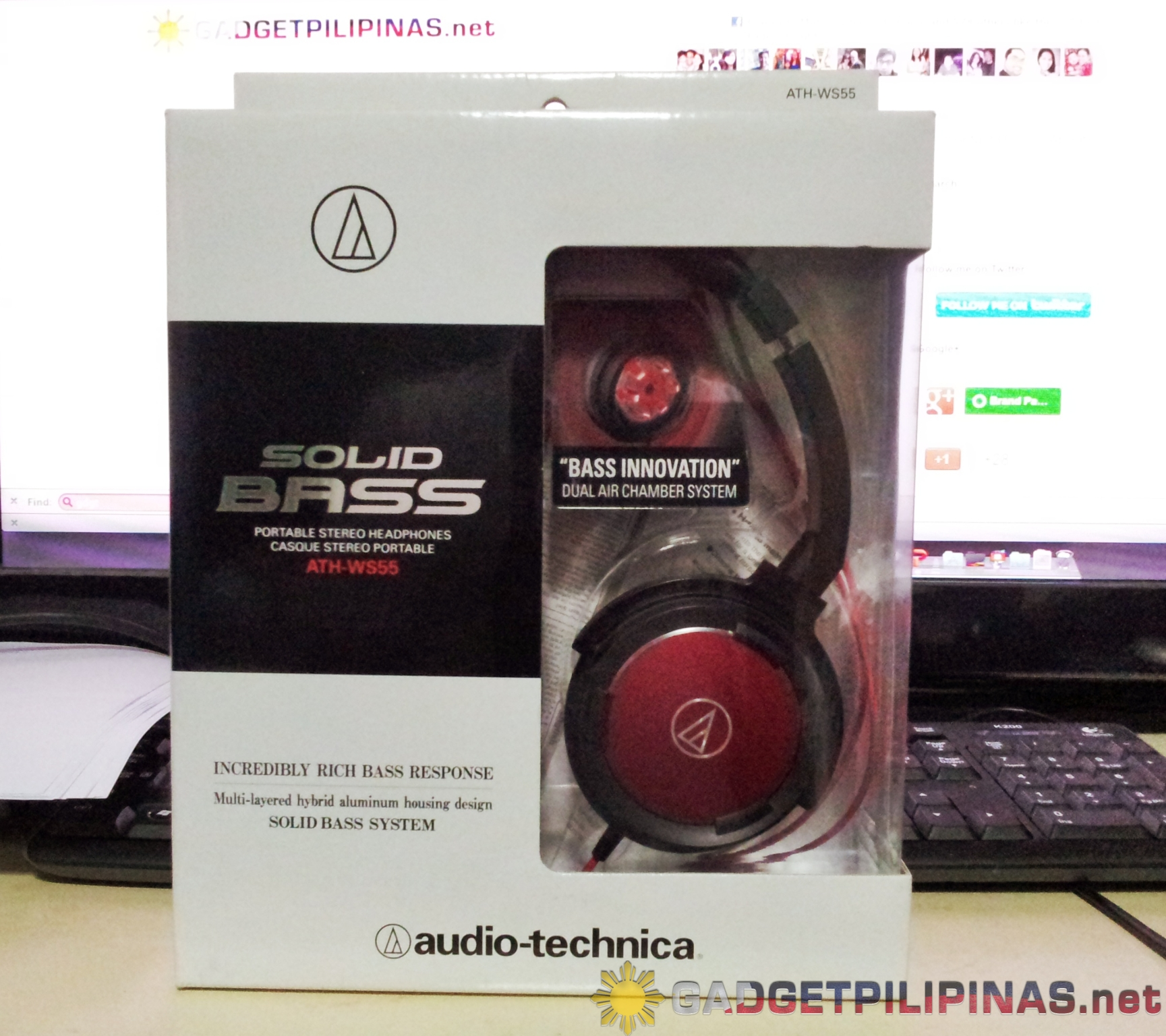 image0005 - Audio-Technica ATH-WS55 Solid Bass Headphone Review