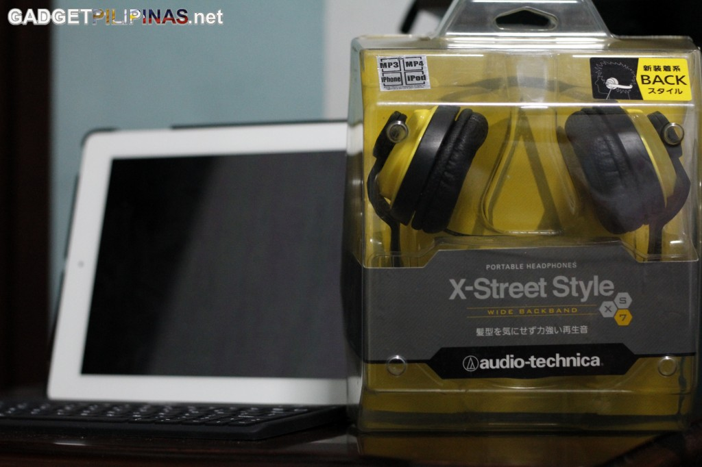 MG 9955 1024x682 - Audio-Technica X-Street Style ATH-XS7 Review