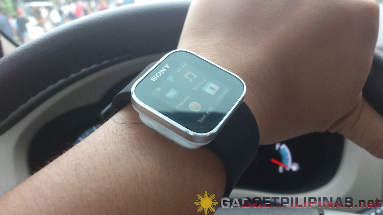 image0039 - Sony SmartWatch Review