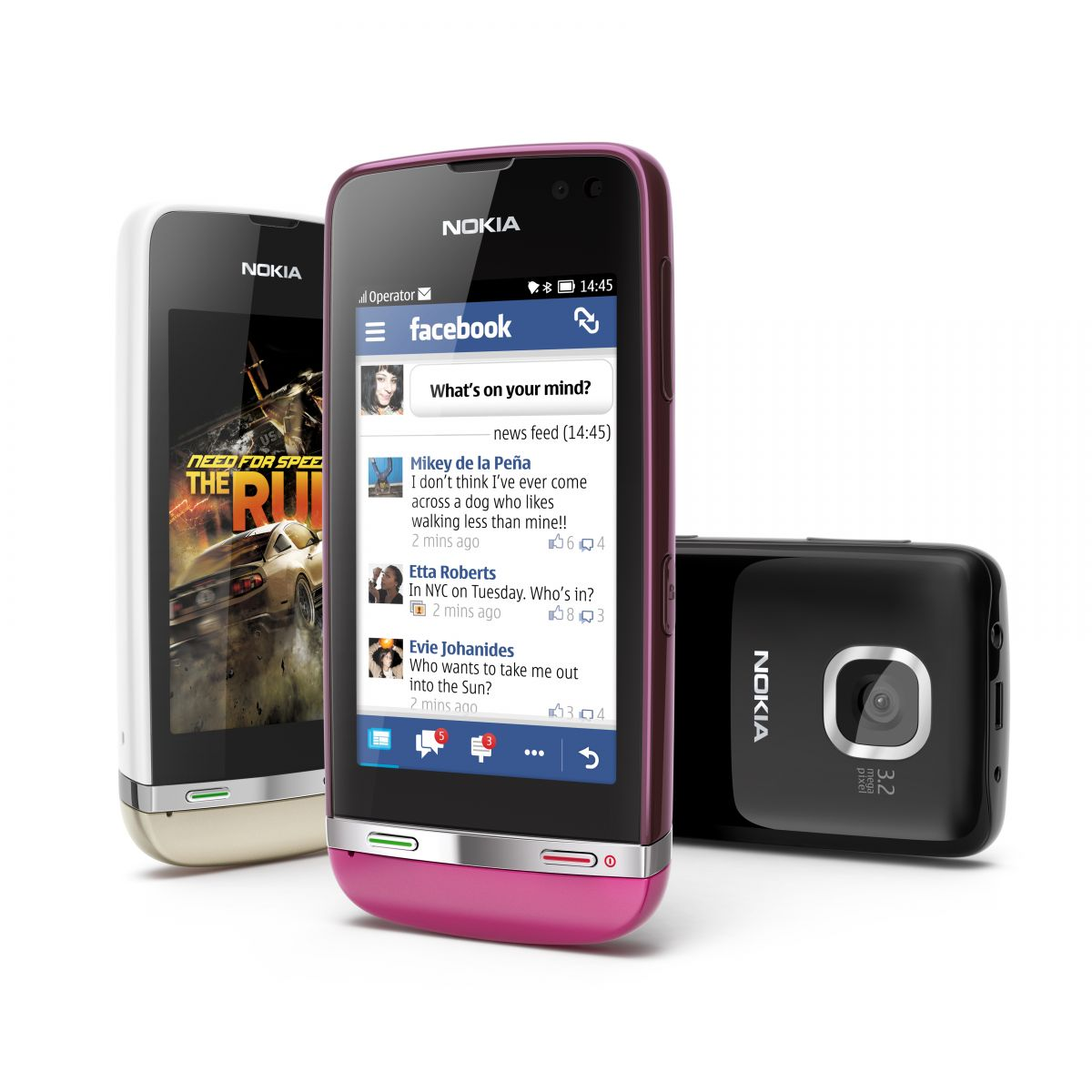 1200 nokia asha 311 group - Nokia Asha 311 now available in Philippines