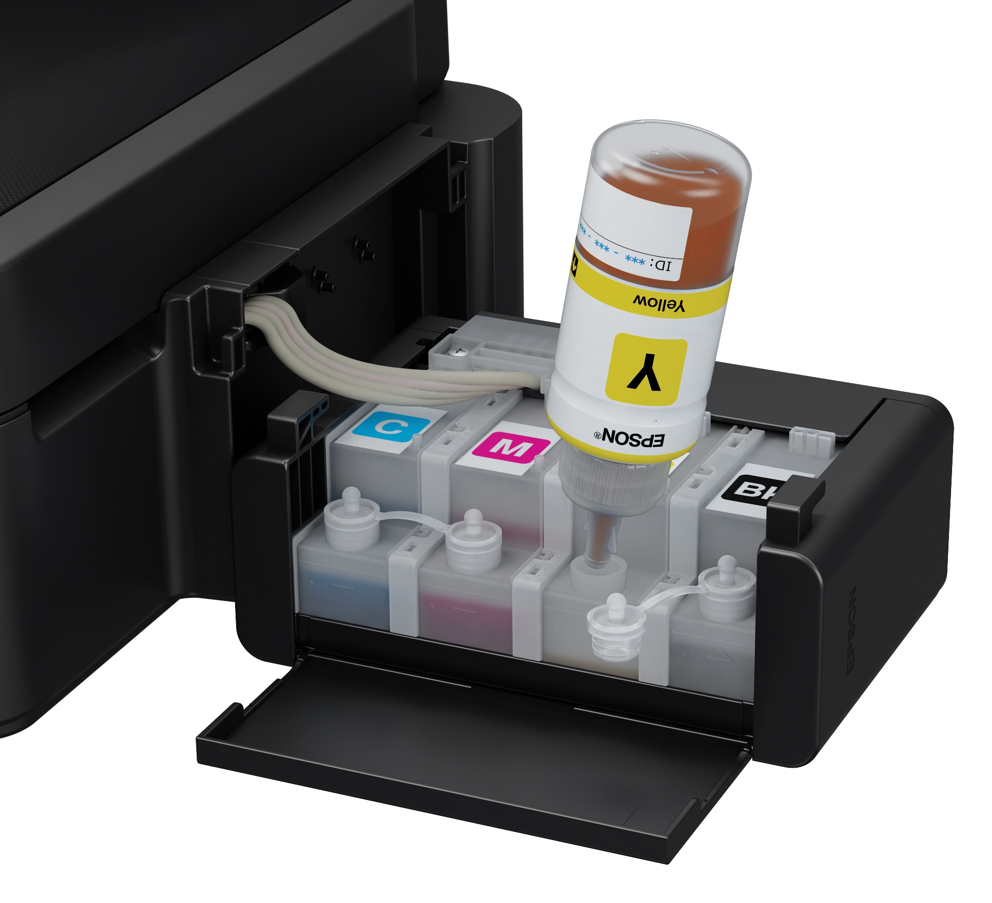 Ink Tank - The New Epson L-Series: Faster, Easier to Use, More Reliable, at a More Affordable Price!