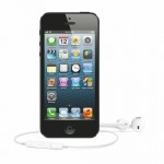 iPhone 5 PF Black wPods PRINT 150x150 - Apple Launches 6th Generation iPhone, the iPhone 5