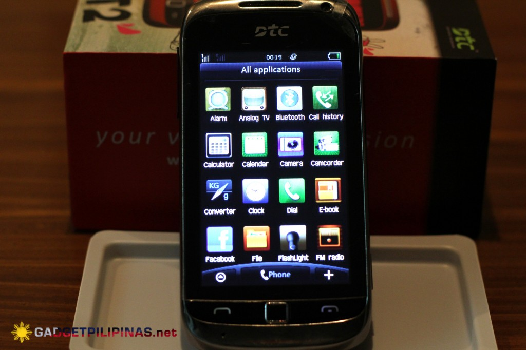 IMG 7342 1024x682 - DTC GT2 Mobile Phone Review