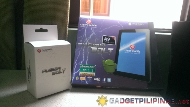 Cherry Mobile Fusion Bolt 0 - Unboxing and First Impressions: Cherry Mobile Fusion Bolt
