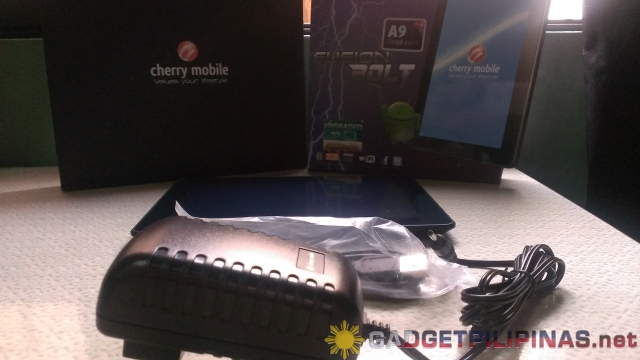Cherry Mobile Fusion Bolt 9 - Unboxing and First Impressions: Cherry Mobile Fusion Bolt