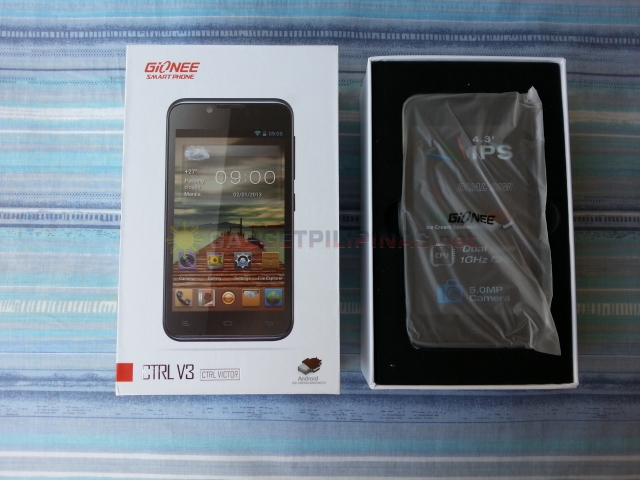 Ctlr V3 0 - Unboxing and First Impressions: Gionee CTRL V3