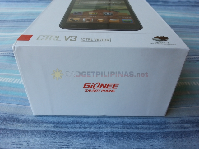 Ctlr V3 42 - Unboxing and First Impressions: Gionee CTRL V3