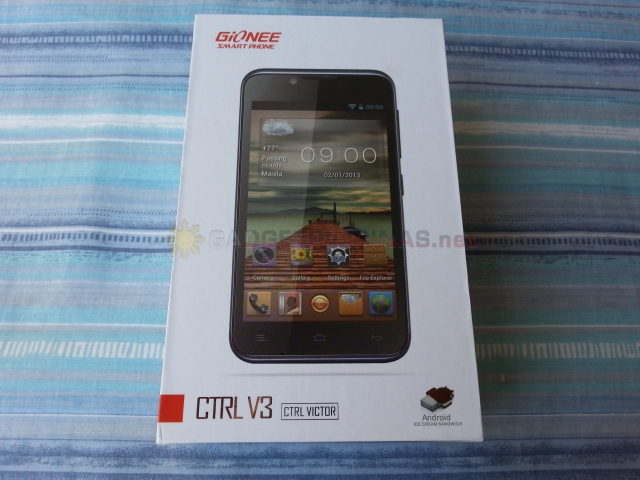 Ctlr V3 43 - Unboxing and First Impressions: Gionee CTRL V3