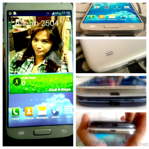 Globe Galaxy S4 vs One Touch Idol Ultra