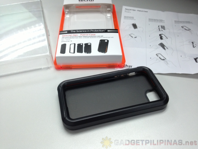Tech21 Special Ops Patrol for iPhone Unboxing and Impressions