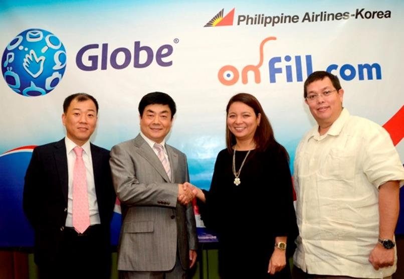 Globe launches inbound calls from Korea to Philippines