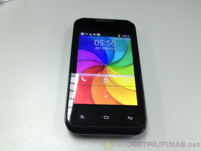Pioneer P1 Review Black 3 - Gionee Pioneer P1 Review