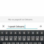 Google, Google Translate, Google Translate in Tagalog, Google Translate in Cebuano, Cebuano
