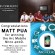 Giveaway: Arc Mobile 400D