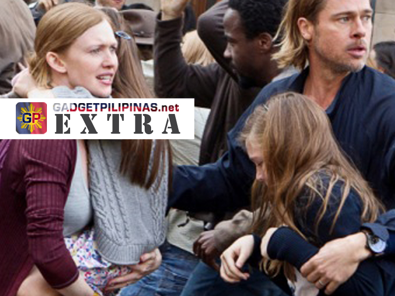 World War Z1 - World War Z Film Review