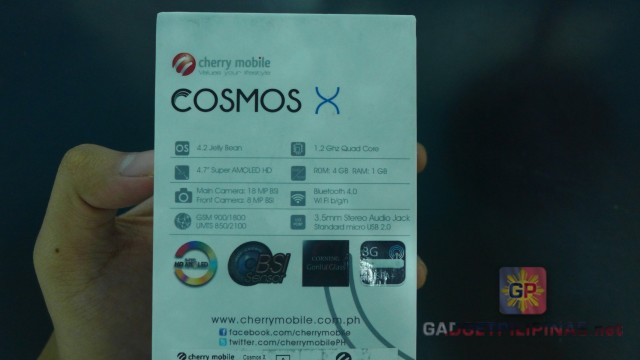 Cosmos X Review 5 640x360 - Cherry Mobile Cosmos X Review