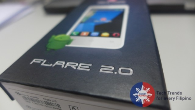 Flare 2.0 Unboxing 1 640x360 - Cherry Mobile Flare 2.0 Unboxing, First Impressions and Giveaway