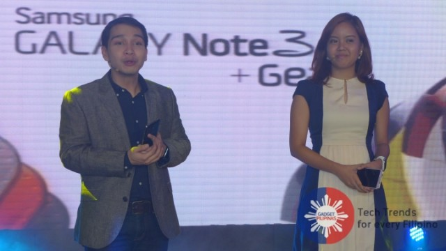 Galaxy Note 3 Philippines 40 640x360 - Samsung Mobile Philippines Launches Galaxy Note 3 and Gear