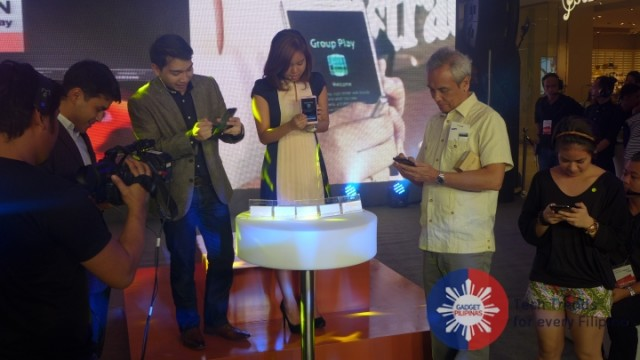 Galaxy Note 3 Philippines 54 640x360 - Samsung Mobile Philippines Launches Galaxy Note 3 and Gear