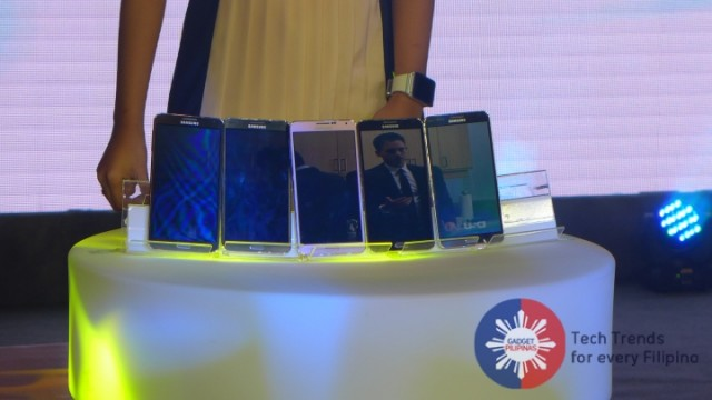 Galaxy Note 3 Philippines 60 640x360 - Samsung Mobile Philippines Launches Galaxy Note 3 and Gear