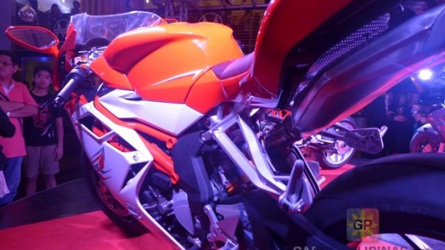 MV Agusta 45 640x360 - MV Agusta Officially Sets Foot in the Philippines