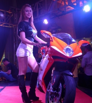 MV Agusta 50 320x360 - MV Agusta Officially Sets Foot in the Philippines