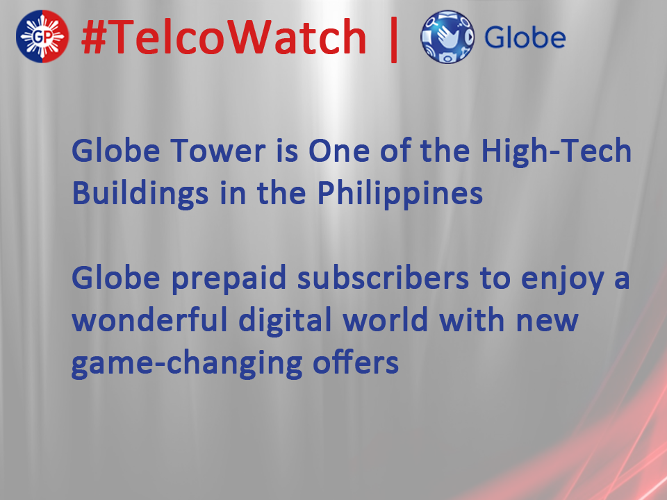 Telco Watch Globe Issue 1