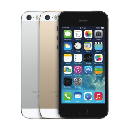 Apple Launches iPhone 5s and iPhone 5c