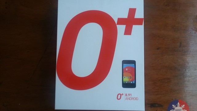 O+ Outs O+ 8.91 Phablet, 5-inch device that sports 3000 mAh Battery [UNBOXING]