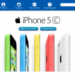Globe and Smart Launch Front End Pages for iPhone 5c and 5s