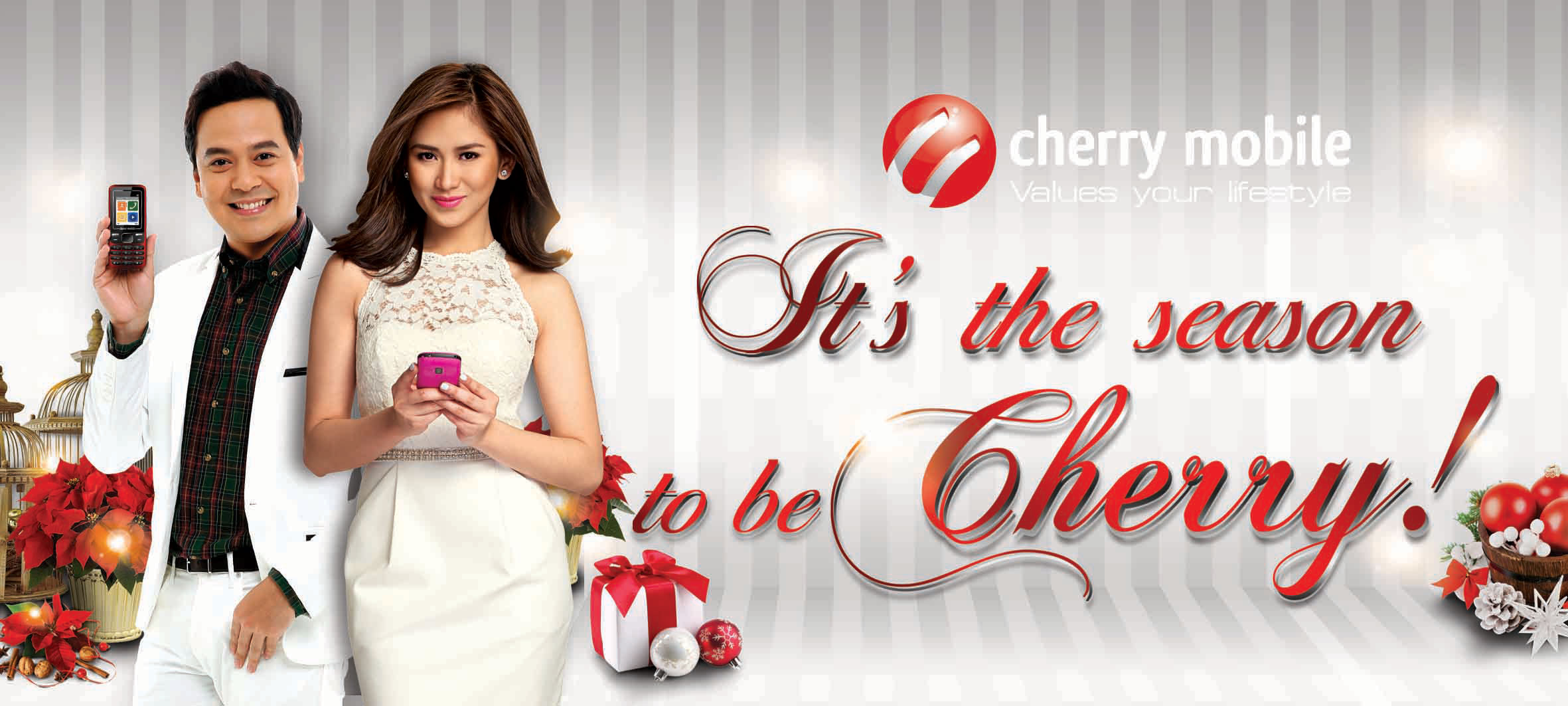 JohnLloyd Sarah Feature - The State of Cherry Mobile
