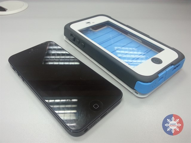 Otterbox Armor for iPhone 5 7 - Otterbox Armor Series for iPhone 5 Unboxing and Review
