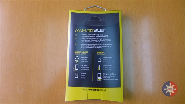 Otterbox Commuter Wallet Series Unboxing 3