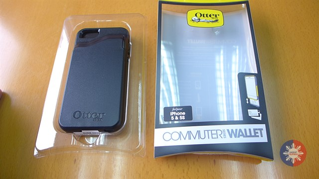 Otterbox Commuter Wallet Series Unboxing 7