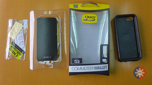 Otterbox Commuter Wallet Series Unboxing 8