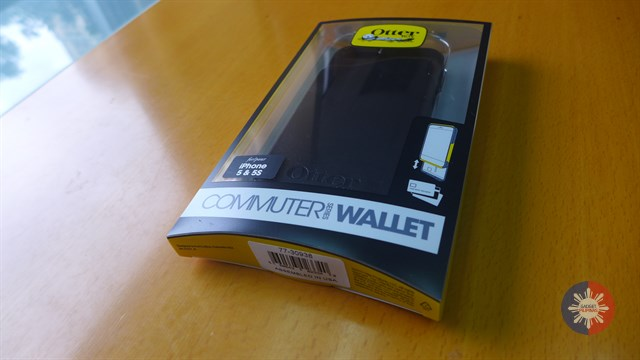 Otterbox Commuter Wallet Series Unboxing - Otterbox Outs Commuter Series Wallet, Unboxing and Impressions