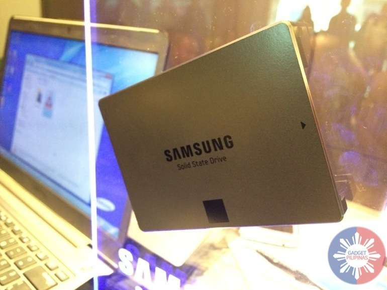 Samsung SSD 840 EVO 21 - Samsung Philippines Launches EVO SSD 840 and Class 4/10 Micro SDs
