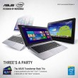 Asus Transformer Book Trio Philippines Price