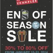 Crumpler End of Season
