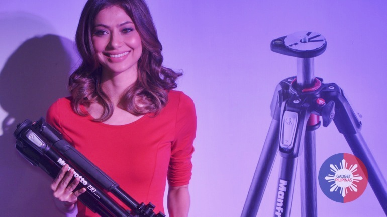 Manfrotto Philippines 130 - Manfrotto Launches Befree and 190 Series Ultra Premium Tripods