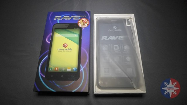Cherry Mobile Rave 2.0 Unboxing 2 640x360 - Cherry Mobile Rave 2.0 Unboxing, First Impressions and Giveaway
