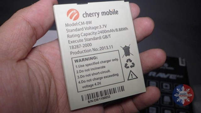 Cherry Mobile Rave 2.0 Unboxing 6 640x360 - Cherry Mobile Rave 2.0 Unboxing, First Impressions and Giveaway