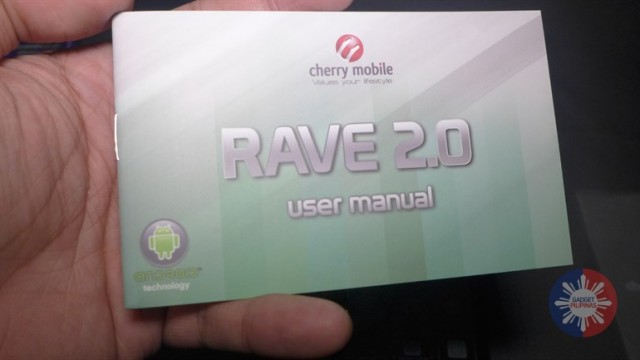Cherry Mobile Rave 2.0 Unboxing 8 640x360 - Cherry Mobile Rave 2.0 Unboxing, First Impressions and Giveaway