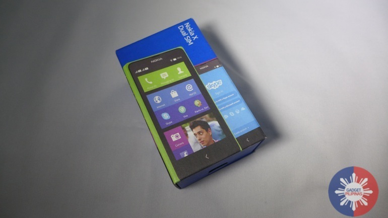 Nokia X Unboxing and Review